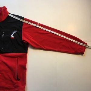 Columbia Jackets & Coats - Cincinnati Bearcats (Columbia) Full Zip Fleece